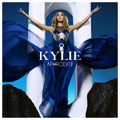 kylie minogue aphrodite. Kylie Minogue New Album Cover