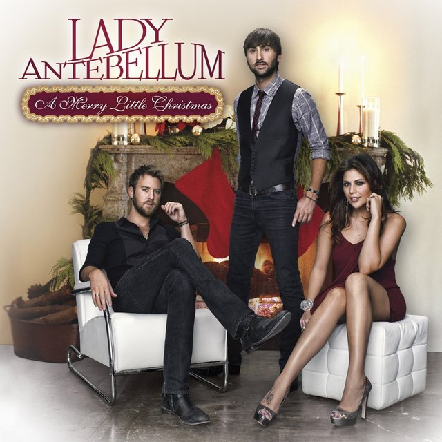 lady antebellum need you now album cover. Lady Antebellum- A Merry
