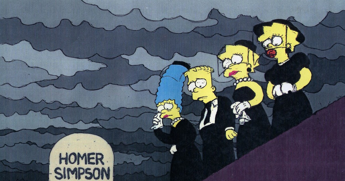 Carol 39 s couch the simpsons season 2 - Homer simpson tout nu ...