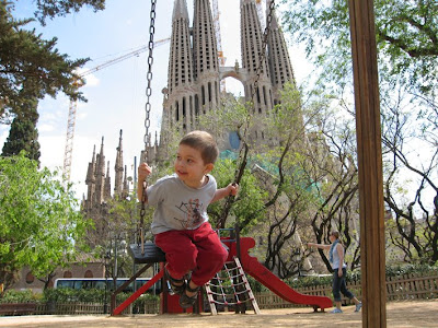 10 ting å gjøre med barn i Barcelona