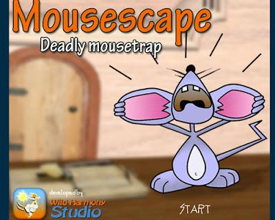 juego de escape, mousescape