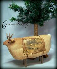 Olde Fashioned Reindeer