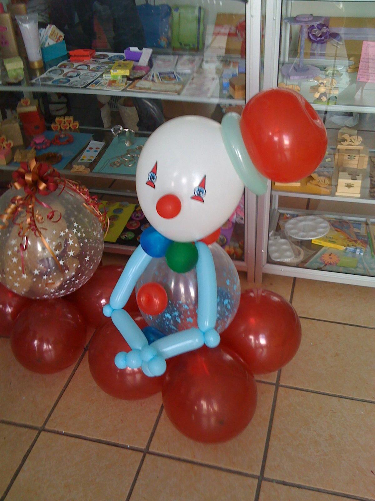 Cursos libres de manualidades cursos de decoracion con globos - Curso decoracion con globos ...