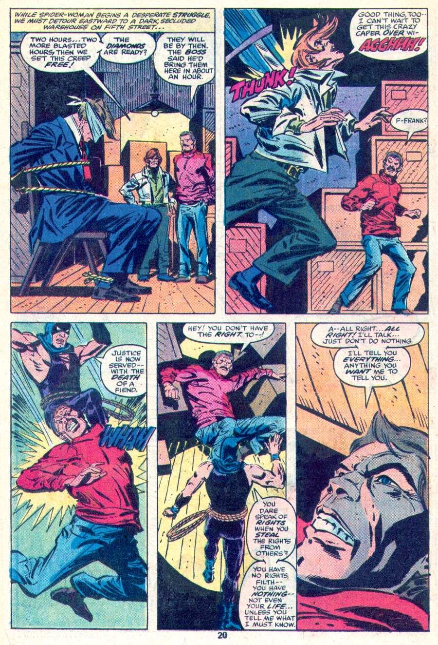 Spider-Woman (1978) #4 #47 - English 13