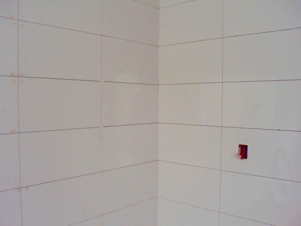 Revestimento de parede!O monopólio do branco! ~ Artefatos de concreto  #40041A 1024x768 Banheiro Com Azulejo Deitado