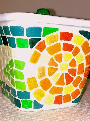 Ideas por aquí... ideas por allá...: más telgopor reciclado