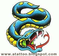 Cobra Azul