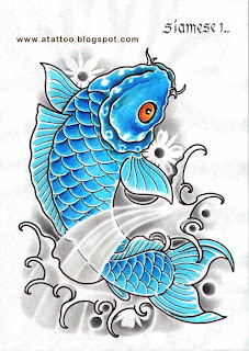 Carpa Azul