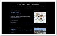 Elise's Olympic Journey