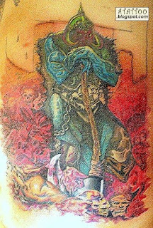 Guerreiro Tattoo
