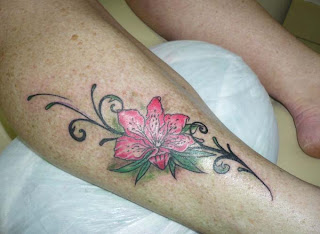Flor Tattoo