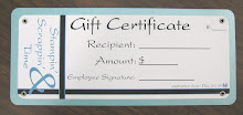 Stampin' & Scrappin' Time Gift Certificates are Available
