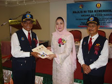 SKUAD 69 BERSAMA YB SHARIFAH HASIDAH