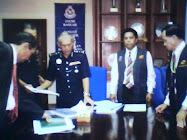BERSAMA PESURUHJAYA POLIS SARAWAK