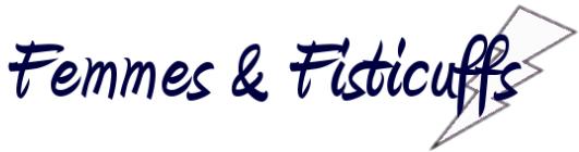 Femmes & Fisticuffs