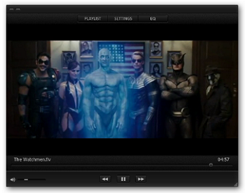 silentVLC 10 skin keren VLC Media Player