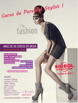 Curso de personal Stylist!!