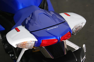 motorcycle Suzuki GSX-R600 Anniversary 25th