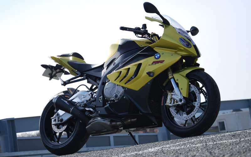 BMW S 1000RR tuning by AC Schnitzer