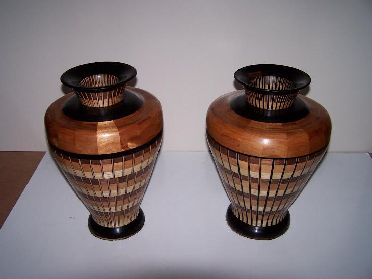 African Vase's
