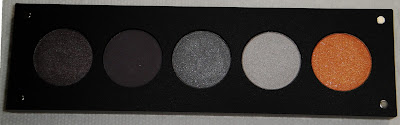 Inglot Cosmetics Eyeshadows and Pigments   SWATCHES