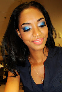 China Blue Look