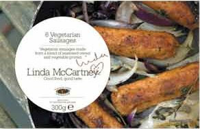 linda mccartney foods - sausages