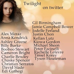 Twilight on twitter