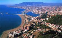 Málaga aérea