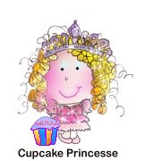 Cupcake Princesse