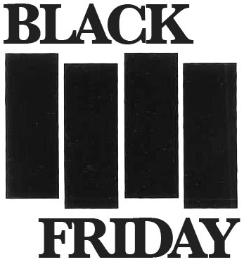 Black Friday 2010. The Day after thanksgiving?
