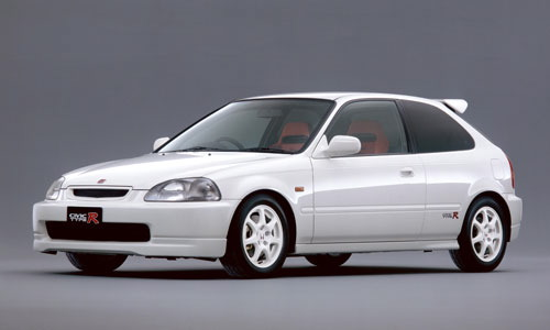 Type R based on the CIVIC was