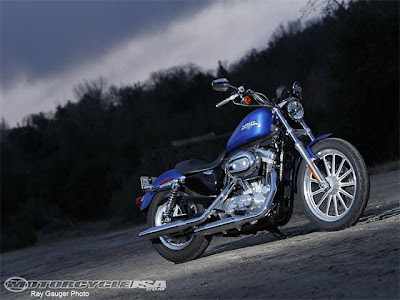 2010 Harley-Davidson Sportster 883L