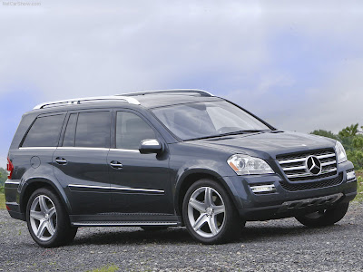 2010 Mercedes Benz Gl550. in the Mercedes-Benz GL550