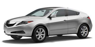 2010 Acura ZDX User Reviews and Specification