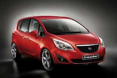 New Irmscher Opel Meriva 2010 2011