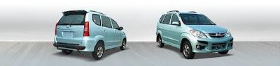 2010 2011 Daihatsu Xenia Automatic Xi 1.3 A/T