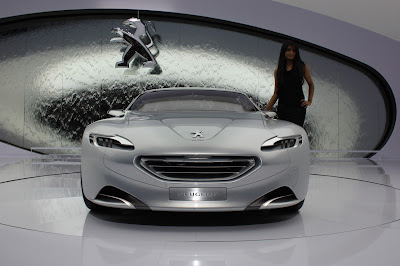 Geneva 2010: 5 by Peugeot is just five by us