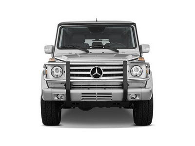 The 2010 G-Class Mercy : Reviews and Specs