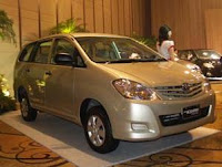 Kijang Innova 2009: New Look in New year 2009
