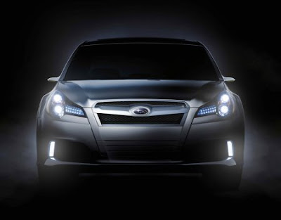 New Subaru Legacy 2009 :