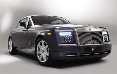 Rolls-Royce Phantom Coupe 2009  : First Drive Reviews at 2009