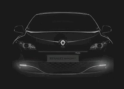 Renault Megane RS 2009  : PHOTO SHOT