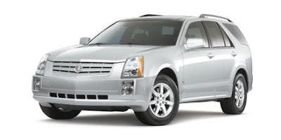 New SRX 2009 Cadillac Reviews