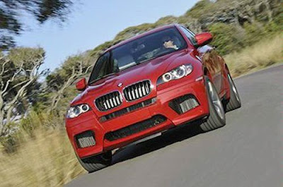 New BMW X 6 2010 : Reviews and Specs