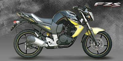 New Yamaha FZ-S 2009 2010 : Reviews N Specification