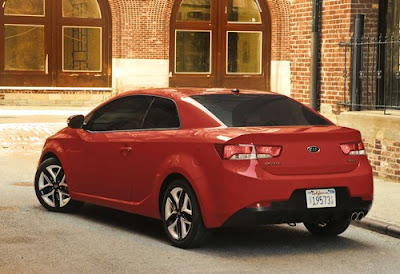 New Kia Forte Koup 2010 : Reviews amd Specification