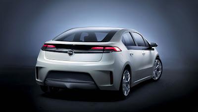 New Opel Ampera 2009 2010 : Reviews