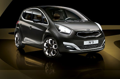New MPV KIA Ceed 2009 2010 : Reviews, Images and Specs