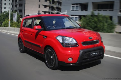 New KIA Soul 2009 2010 : Reviews and Specs